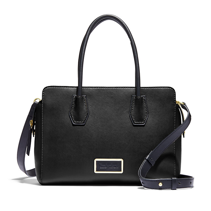 Bolso de Hombro New City Explorer para Mujer en color negro-
