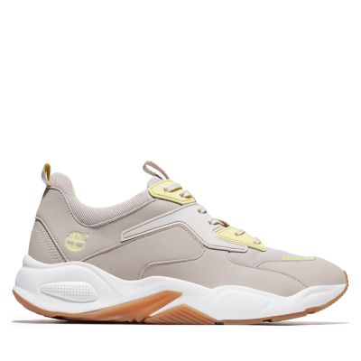 Delphiville+Mesh+Sneaker+for+Women+in+Beige