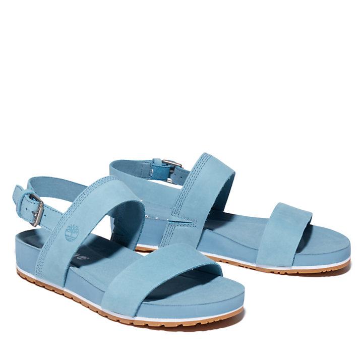 Sandalia Malibu Waves para Mujer en azul-