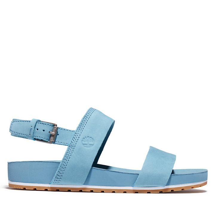 Sandalo da Donna Malibu Waves in blu-