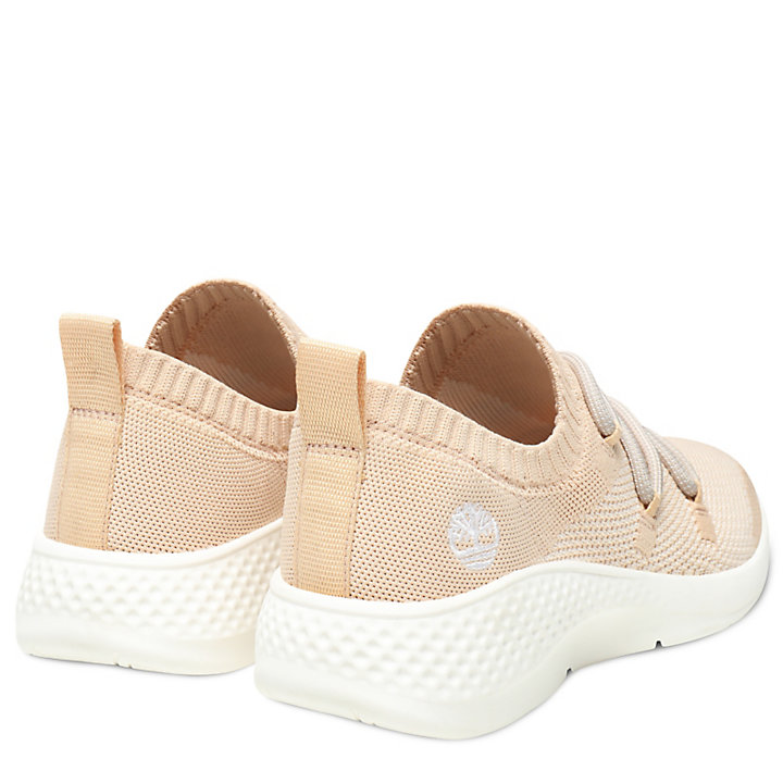 Flyroam Go Sneaker voor Dames in Beige-
