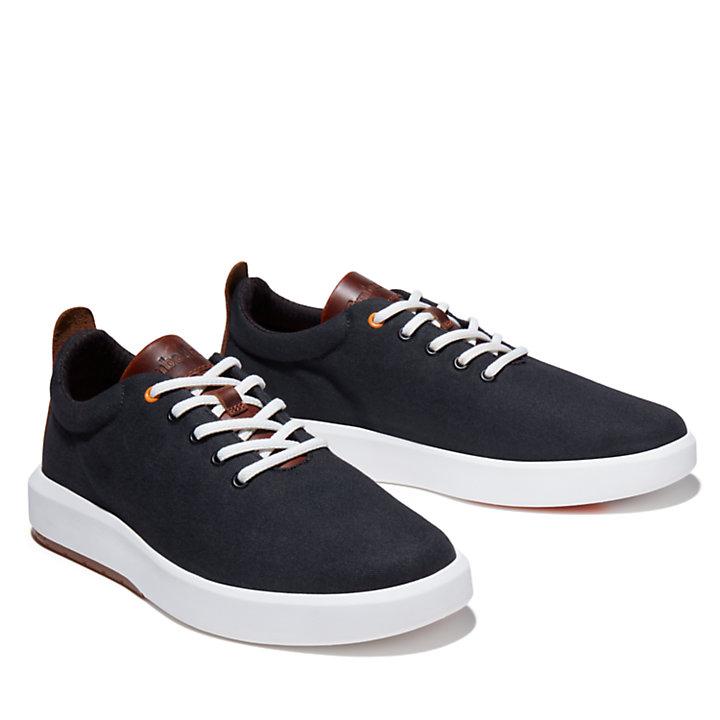 TrueCloud™ EK+ Canvas Sneaker for Men in Black-