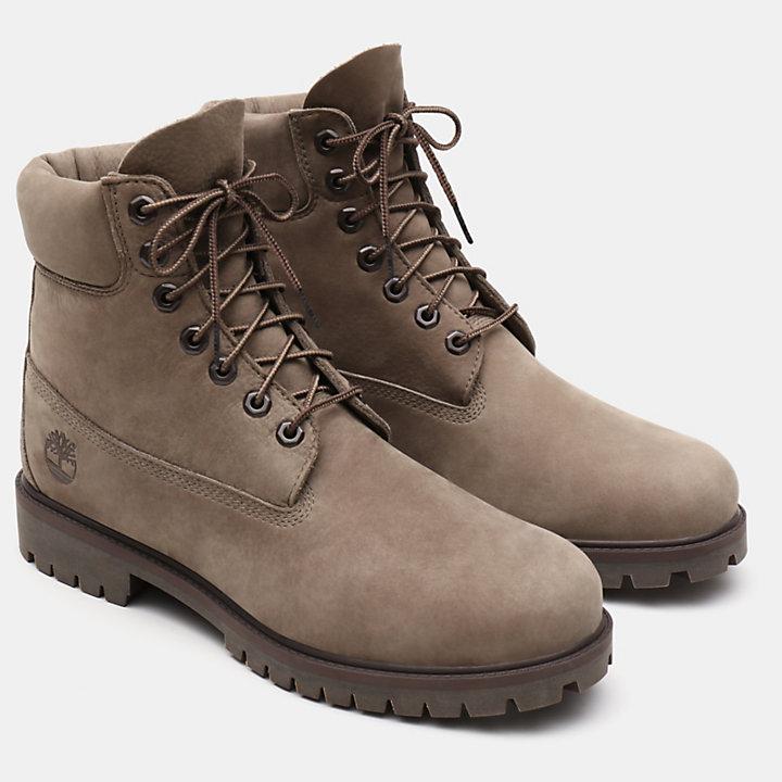 6-Inch Boot Premium Heritage pour homme en Écru-