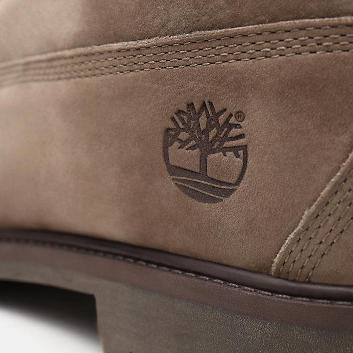 Premium 6 Inch Heritage Boots für Herren in Greige-