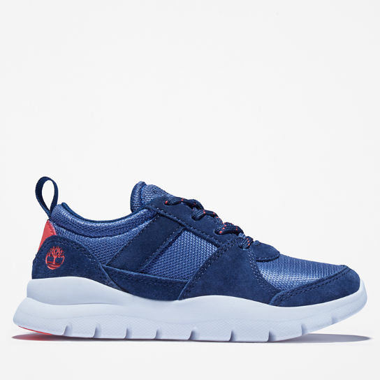 Boroughs Project Sneaker for Junior in Navy | Timberland