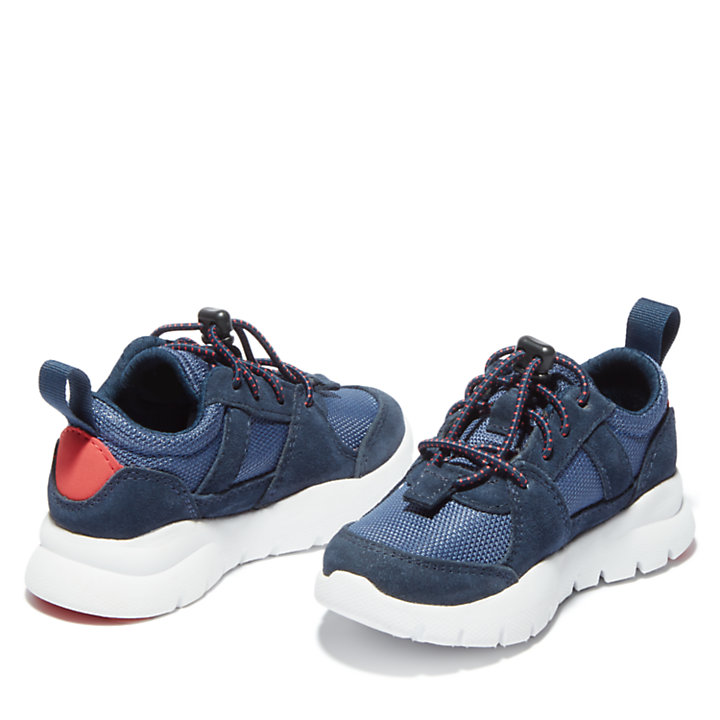 Boroughs Project Sneaker for Toddler in Navy-