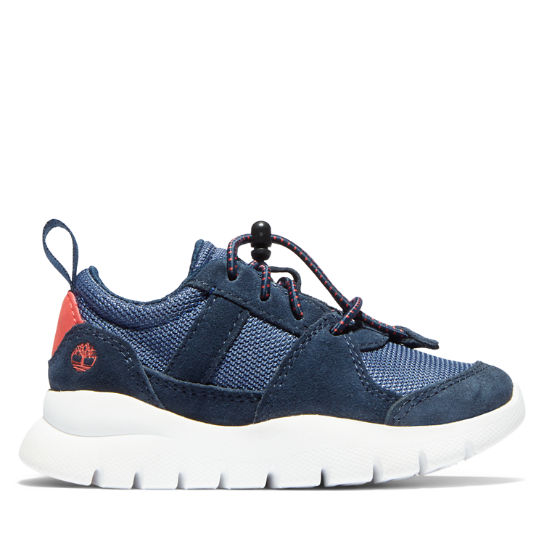 Boroughs Project Sneaker for Toddler in Navy | Timberland