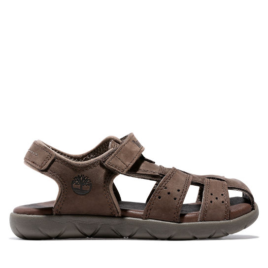 Sandal for Toddler in Dark Brown | Timberland