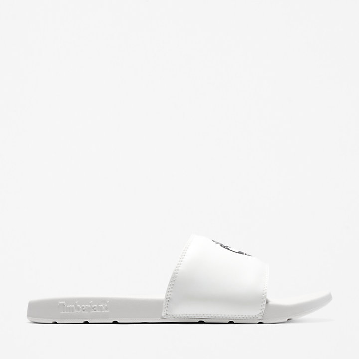 Chanclas Playa Sands en blanco-