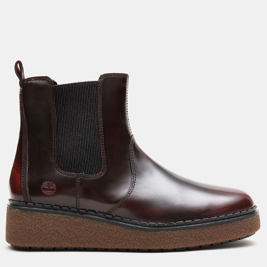 Bluebell Lane Chelsea Boot for Women in Burgundy | Timberland