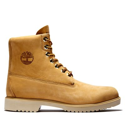 1973+Newman+6+Inch+Boot+for+Men+in+Yellow