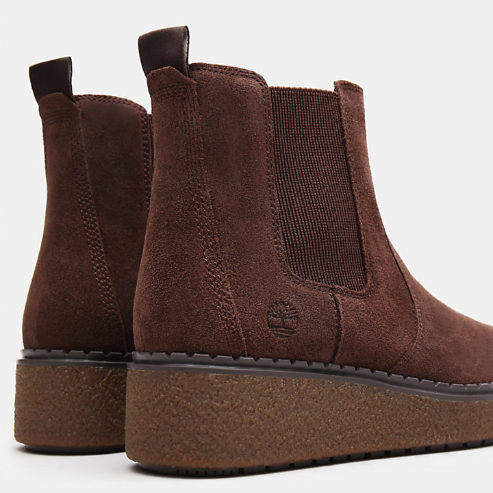 Bluebell Lane Chelsea Boot for Women in Brown-