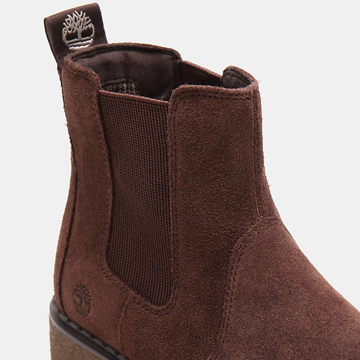 Bluebell Lane Chelsea Boots für Damen in Braun-
