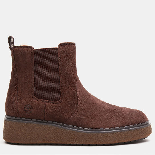Bluebell Lane Chelsea Boot for Women in Brown | Timberland
