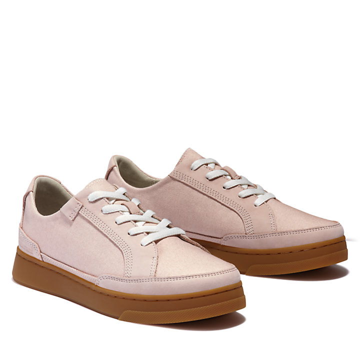 Atlanta Green EK+ Sneaker for Women in Light Pink-
