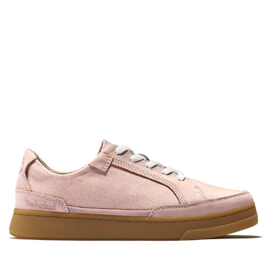 Atlanta Green EK+ Sneaker for Women in Light Pink | Timberland