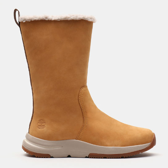 Mabel Town Pull On Boot for Women in Yellow | Timberland