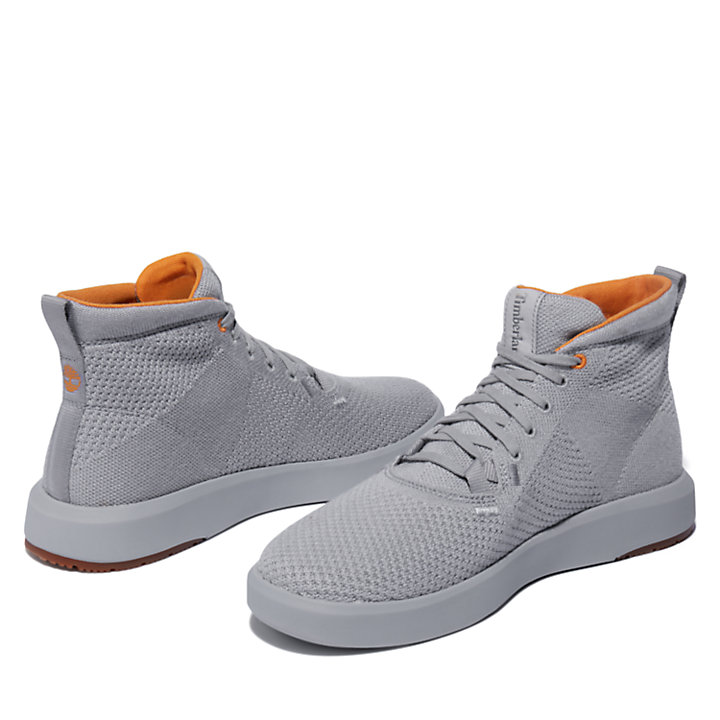 TrueCloud™ EK+ Chukka for Men in Grey-