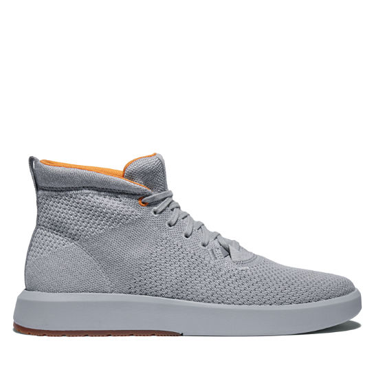 TrueCloud™ EK+ Chukka for Men in Grey | Timberland