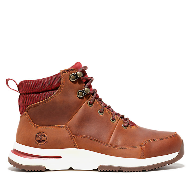 Mabel Town Boot for Women in Brown-