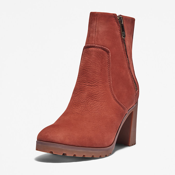 Allington Ankle Boot for Women in Brown-