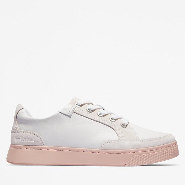 Atlanta Green Sneaker für Damen in Weiß/Pink-