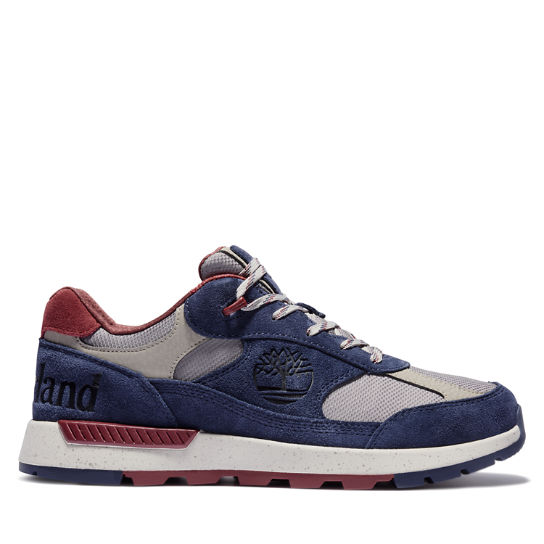 Field Trekker Performance Shoe for Men in Navy | Timberland