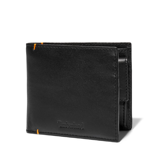 Alpine View Wallet for Men in Black | Timberland