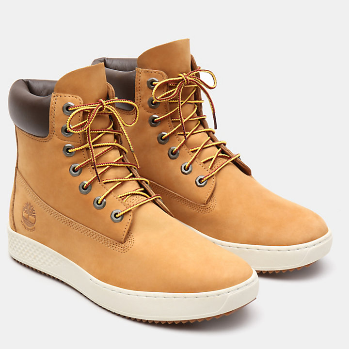CityRoam High Top Sneaker für Herren in Gelb-
