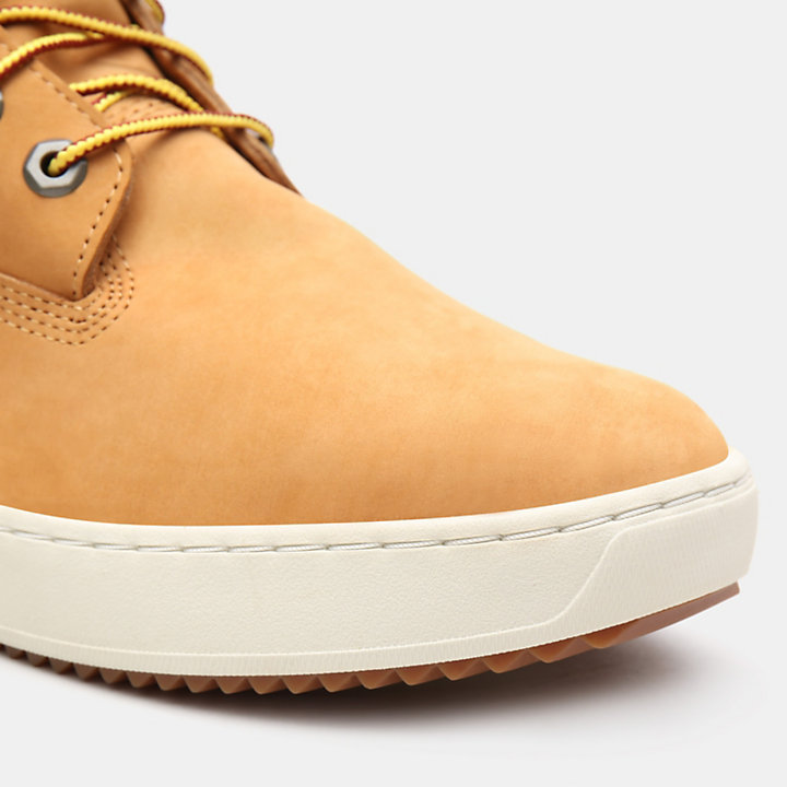 CityRoam High Top Sneaker for Men in Yellow-