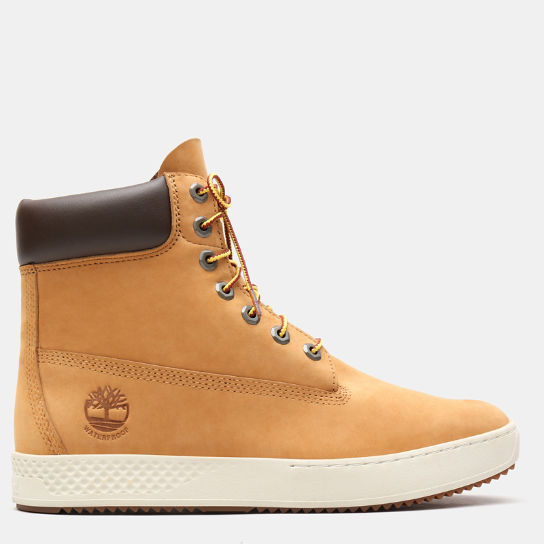 CityRoam High Top Sneaker for Men in Yellow | Timberland