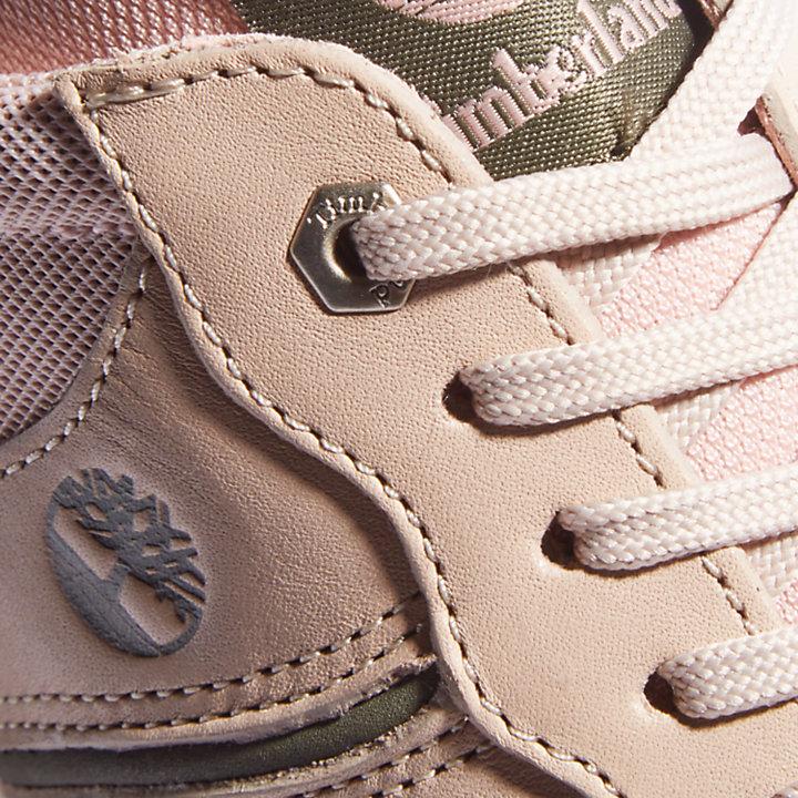 Miami Coast Sneaker voor dames in lichtroze-