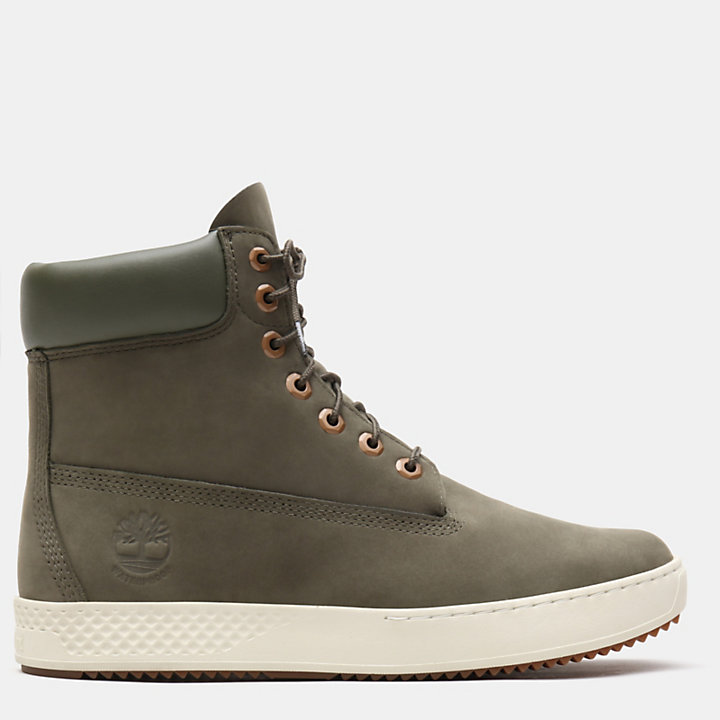 CityRoam High Top Sneaker for Men in Green TecTuff®-