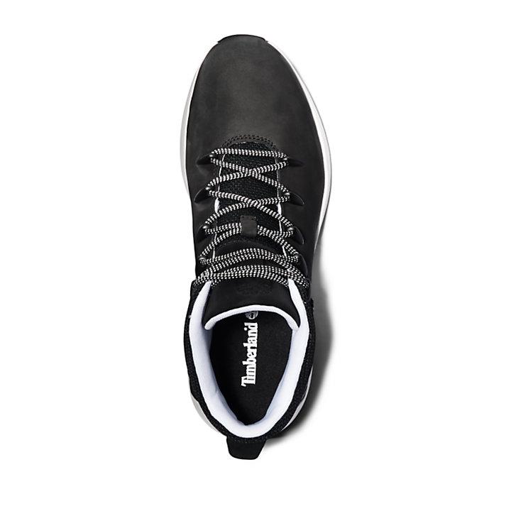 Sprint Trekker Hiking Boot for Men in Black-
