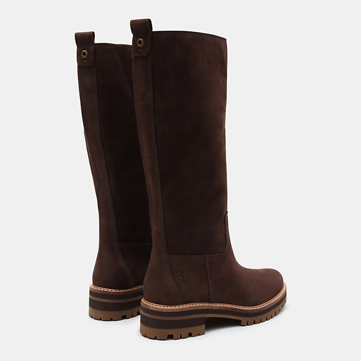 Courmayeur Valley High Boots für Damen in Braun-