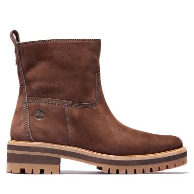 Courmayeur+Valley+Warm+Boot+for+Women+in+Brown