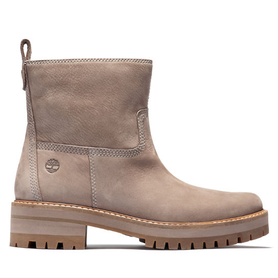 Stivaletto da Donna Courmayeur Valley Warm in grigio | Timberland