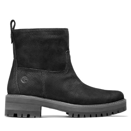 Courmayeur Lined Boot for Women in Black | Timberland