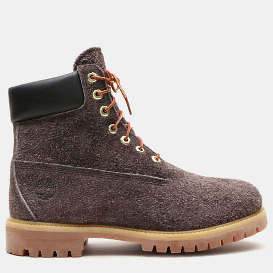 Exclusive 6 Inch Premium Boot for Men in Dark Brown | Timberland