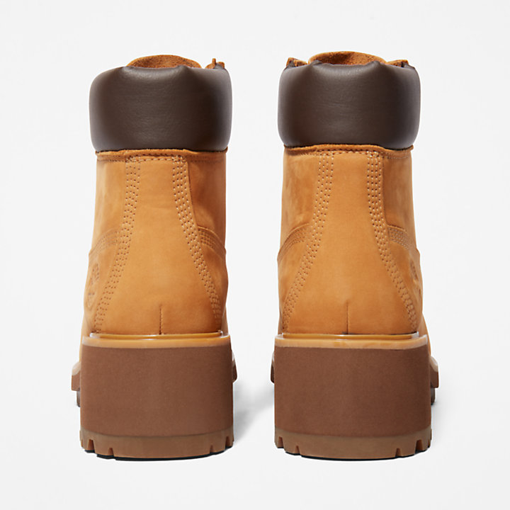 Kinsley 6-Inch Boot voor Dames in geel-