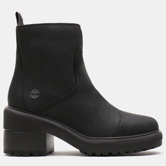 Silver Blossom Ankle Boot for Women in Black | Timberland