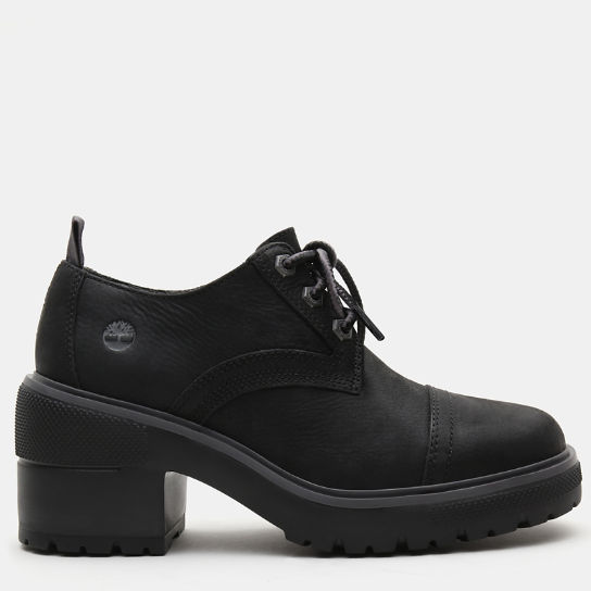 Silver Blossom Oxford for Women in Black | Timberland