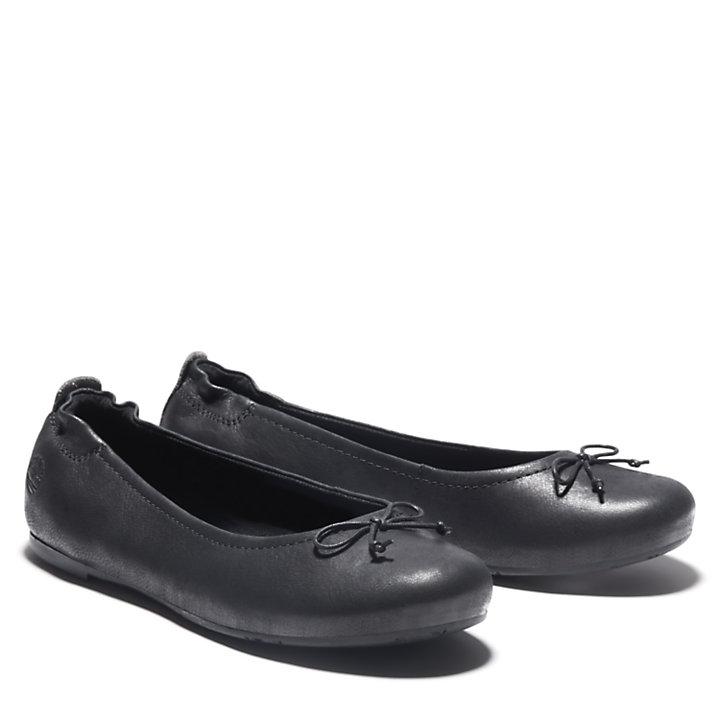 Millbury Ballerina voor Dames in zwart-
