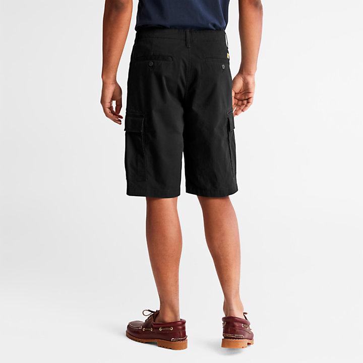 Shorts Cargo da Uomo in colore nero-