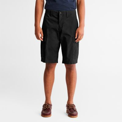 Cargo+Shorts+for+Men+in+Black