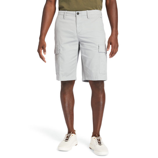 Cargo Shorts for Men in Grey | Timberland