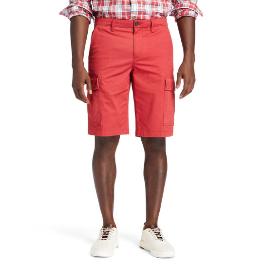 Cargo Shorts for Men in Red | Timberland