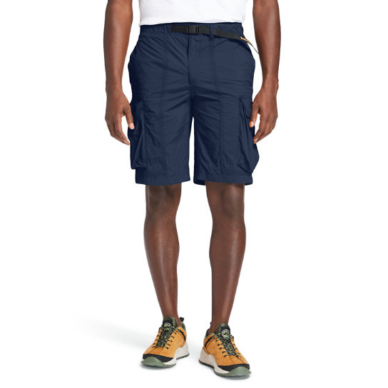 Field Trip Quick-Dry Short voor heren in marineblauw | Timberland