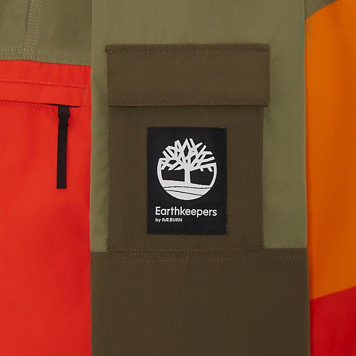 Earthkeepers® by Raeburn Regenjacke in Grün-