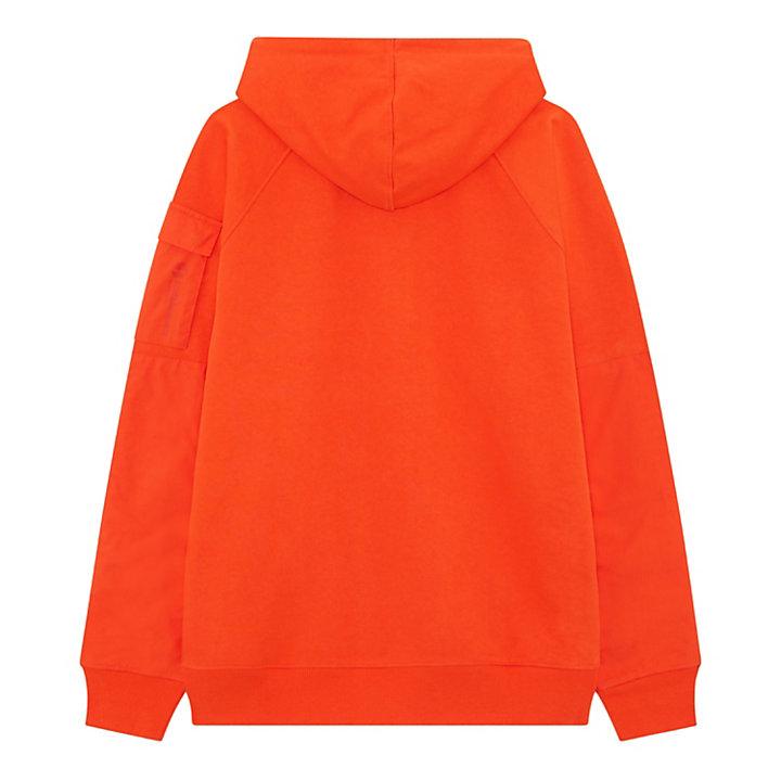 Earthkeepers® by Raeburn Hooded Sweatshirt in Orange-